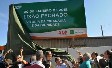Lixão de Brasília é desativado