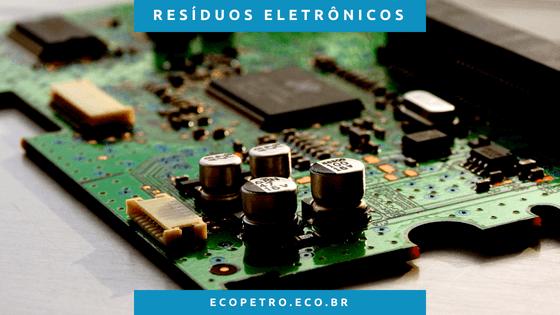 resíduo-eletrônico